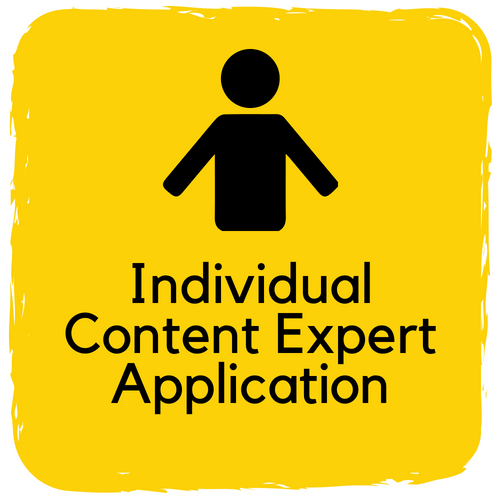 Individual Content Expert Application