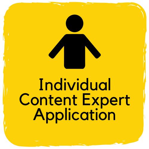 Individual Content Expert Application