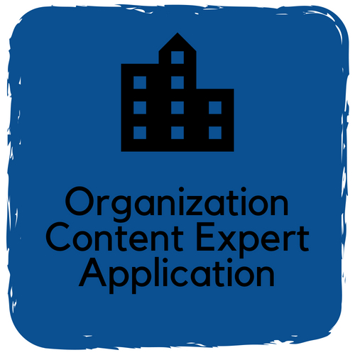 Organization Content Expert Application